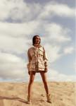 Изображение Куртка женская Safari - бежевая
