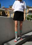 Изображение Полосатые носки глазебра