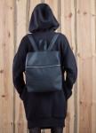 Изображение Черный рюкзак Mari Mir