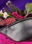 Изображение Поясная сумка банан Black Silver