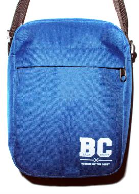 Изображение Cумочка на плечо синяя Back Court