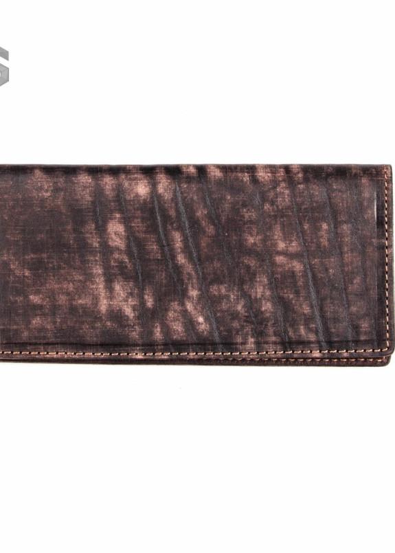 Изображение Кошелек кожаный коричневый Gonzo