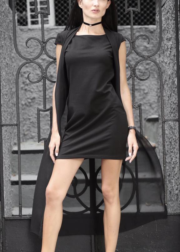 Изображение Платье черное без накидки BlackWood