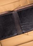 Изображение Портмоне коричнево-черное Gonzo