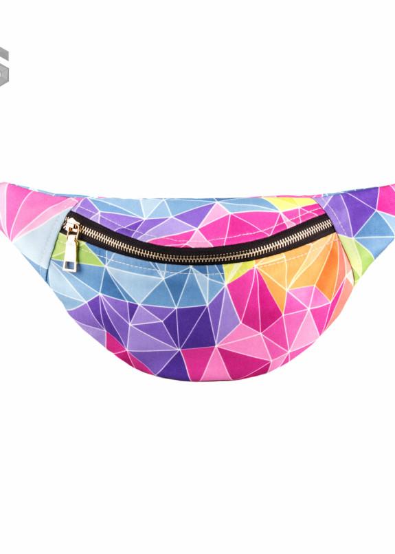 Изображение Сумка на пояс Multicolor Crystal Mari Mir