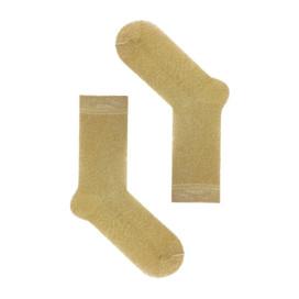 Изображение Носки с люрексом золотые Light Gold Dust SOX