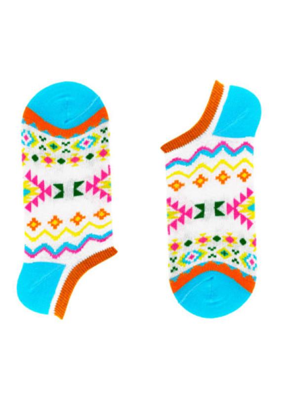 Изображение Носки короткие разноцветные Подруга Гаучо SOX