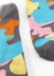 Изображение Носки женские разноцветные Камуфляж SOX