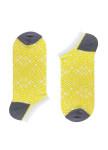 Изображение Носки короткие желтые NATIVE SOX