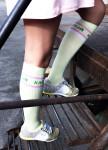 Изображение Гетры зеленые Нежный Кактус SOX
