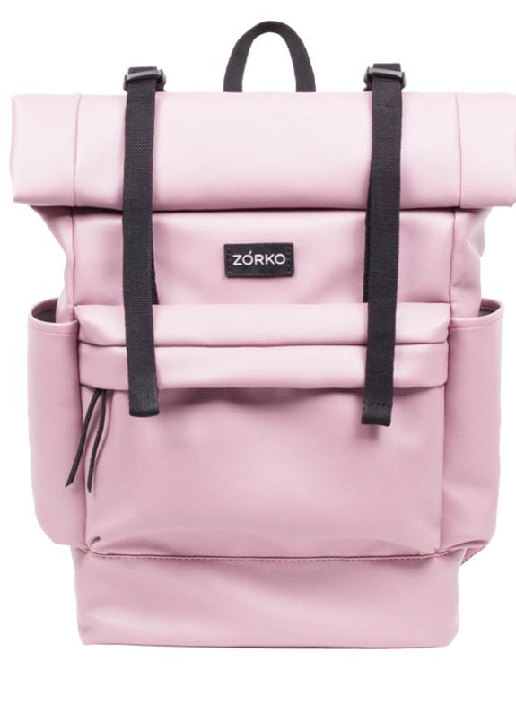 Изображение Рюкзак женский розовый Z-roll Leather ZORKO