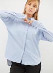 Изображение Рубашка женская голубая Beads Shirt BANG