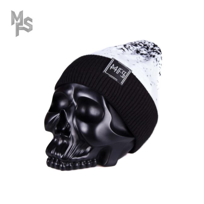 Изображение Шапка белая с черным Digital MFS