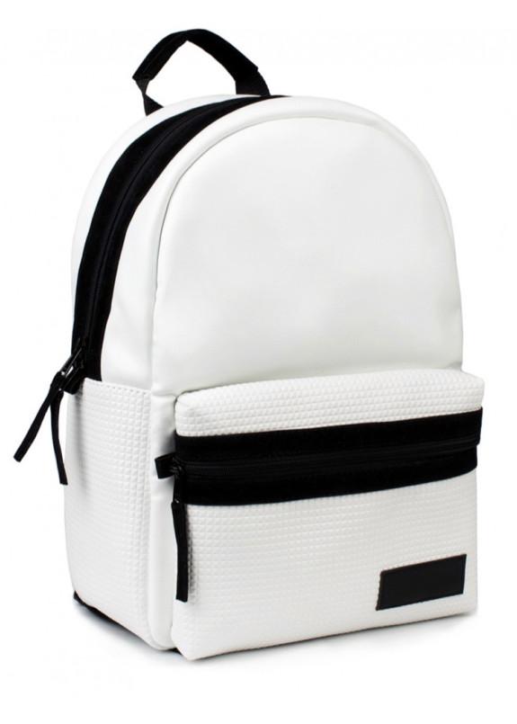 Изображение Рюкзак белый Pixel Basic BBAG