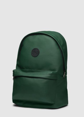 Изображение Рюкзак с накладным карманом темно-зеленый Radio Cat