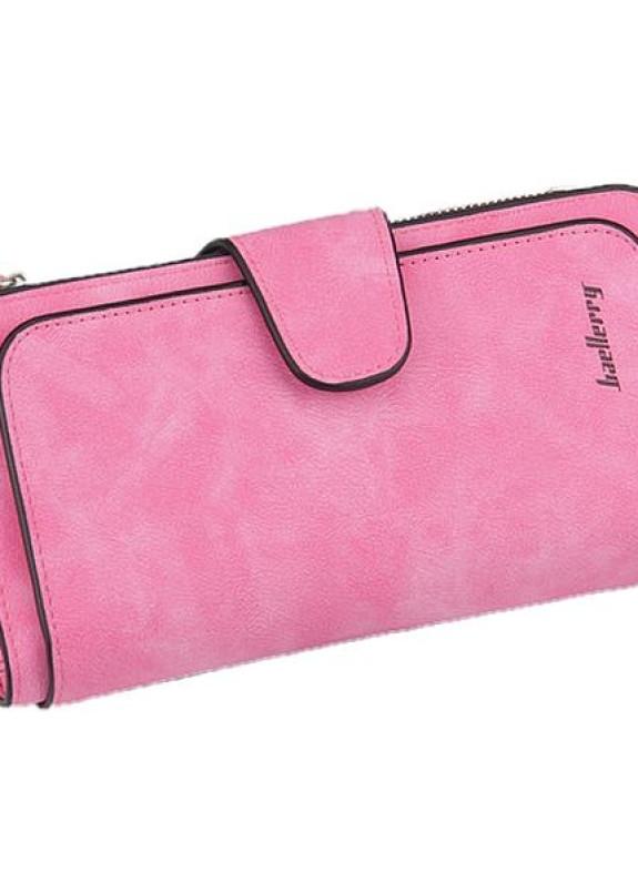 Изображение Кошелек розовый Forever Baellerry