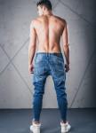 Изображение Джинсы мужские классические синие MFStore