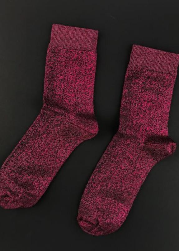 Изображение Носки с люрексом розовые PINK DUST SOX