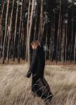 Изображение Куртка женская черная HUMAN Marani