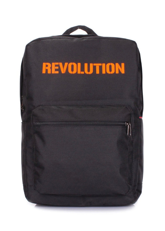 Изображение Рюкзак черный REVOLUTION POOLPARTY