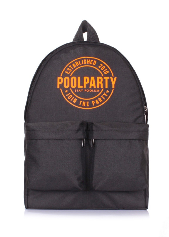 Изображение Рюкзак черный ROCKET POOLPARTY
