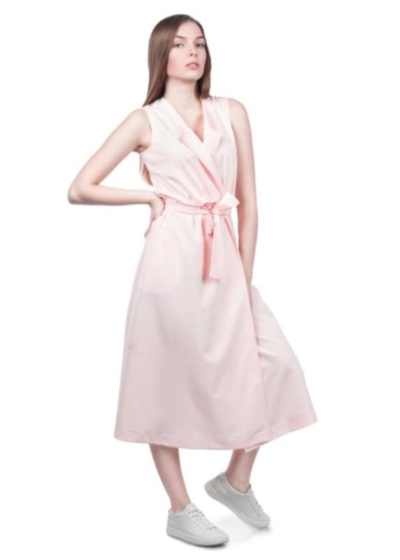 Изображение Платье-жилет розовое Grishko Design