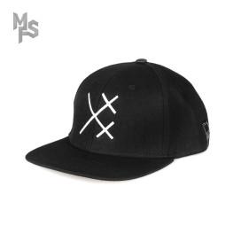 Изображение Кепка с вышивкой черная с белым XX MFS BRAND