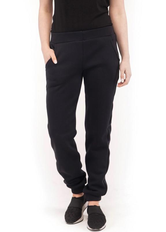 Изображение Спортивные штаны женские черные Wolff