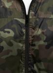 Изображение Ветровка мужская камуфляж зеленая MFStore