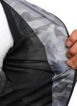 Изображение Ветровка мужская камуфляж серая MFStore
