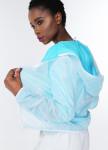 Изображение Куртка женская голубая SELENA BLUE Marani