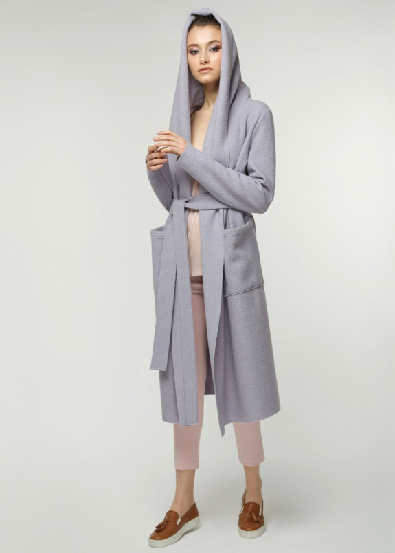 Изображение Пальто женское фиолетовое JESS VIOLET Marani