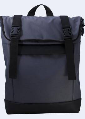 Изображение Рюкзак серый ROLLTOP MEDIUM Twins Store