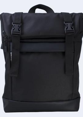 Изображение Рюкзак черный ROLLTOP MEDIUM Twins Store