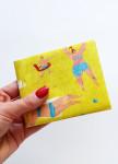 Изображение Кошелек желтый Paper Ninja Kyiv Style