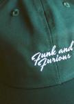 Изображение Бейсболка зеленая Classic Funk and Furious