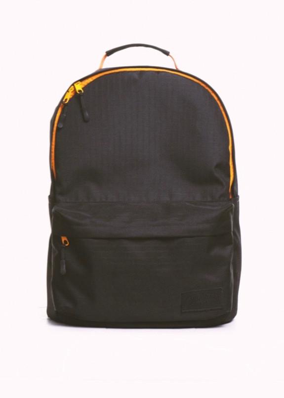Изображение Рюкзак текстильный черный с оранжевым Classic Funk and Furious