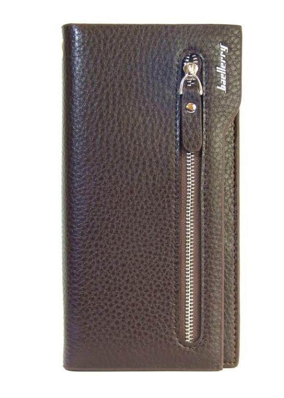 Изображение Кошелек коричневый Monaco Baellerry