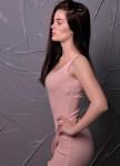 Изображение Платье персиковое Leska Prod