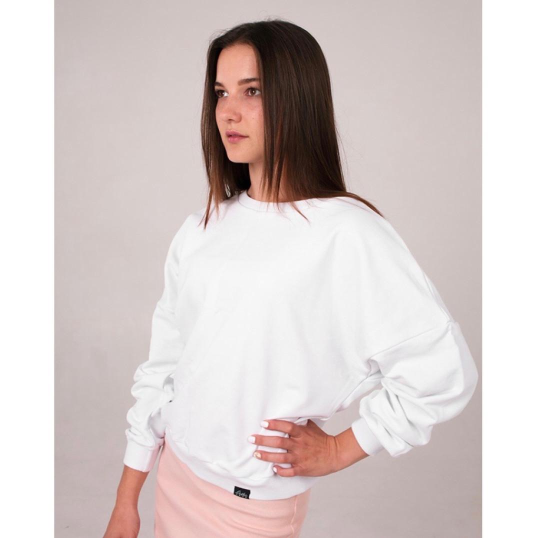 87db84941d339 Купить Свитшот женский белый Leska Prod в Киеве