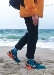 Изображение Носки длинные Морская волна SOX