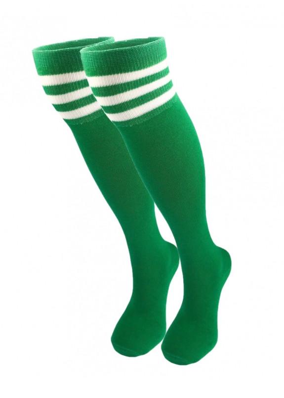 Изображение Гольфы женские зеленые МОКОКО SОСКS
