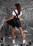 Изображение Юбка черная She Black Limit