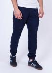 Изображение Спортивные штаны мужские темно-синие Sport Cargo Seven Mountains