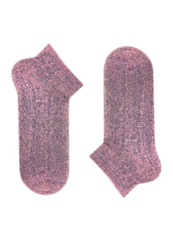 Изображение Носки короткие розовые DARK PINK DUST SOX
