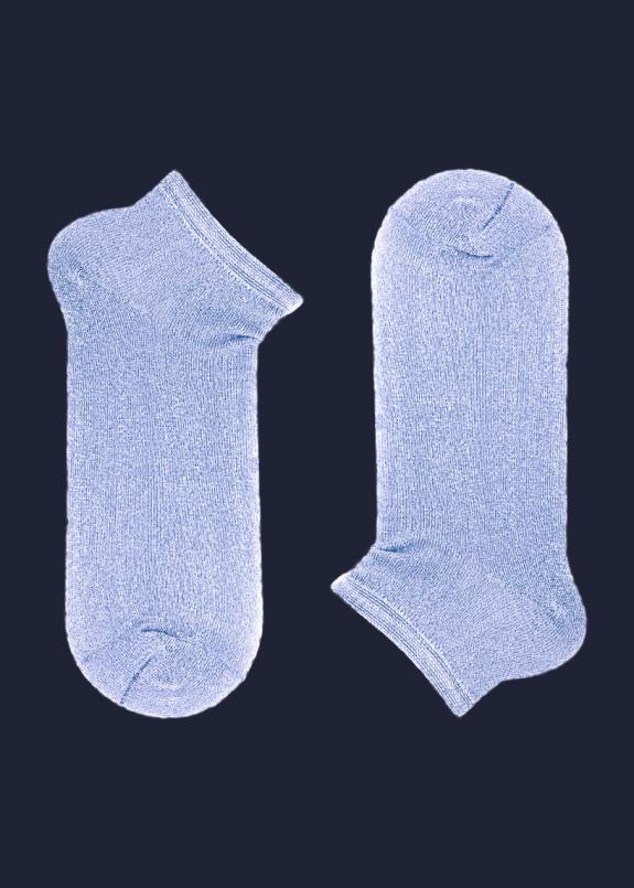 Изображение Носки короткие голубые LIGHT BLUE DUST SOX