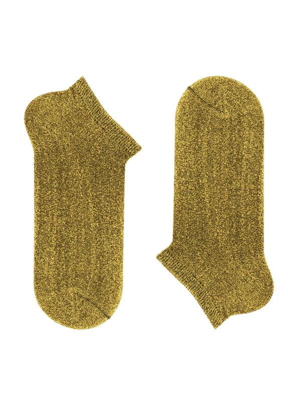 Изображение Носки короткие золотые DARK GOLD DUST SOX