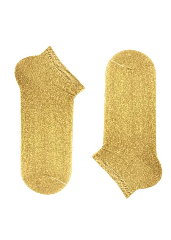 Изображение Носки короткие золотые LIGHT GOLD DUST SOX