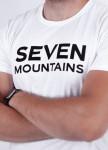 Изображение Футболка мужская белая Logo Seven Mountains