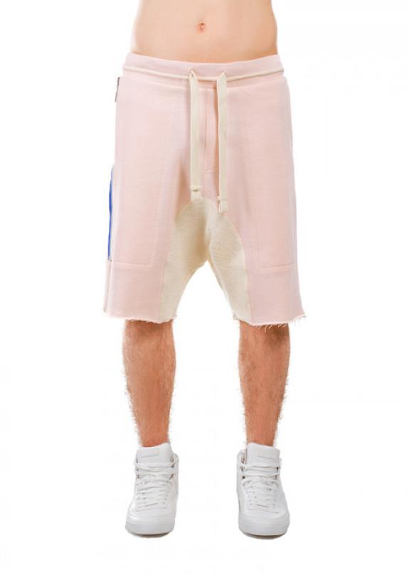 Изображение Шорты мужские розовые Laurent Fusion